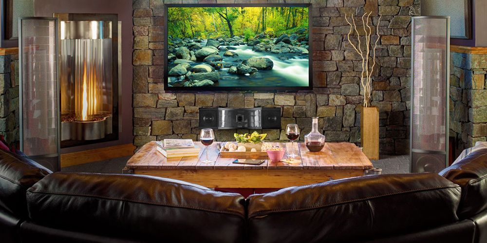 HOME AUDIO VISUAL SYSTEM