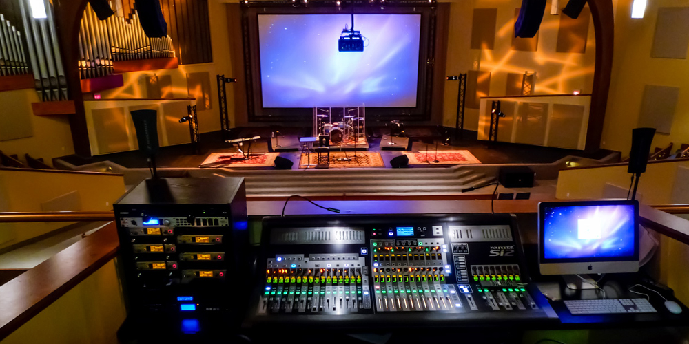 PROFESSIONAL AUDIO VISUAL SYSTEM